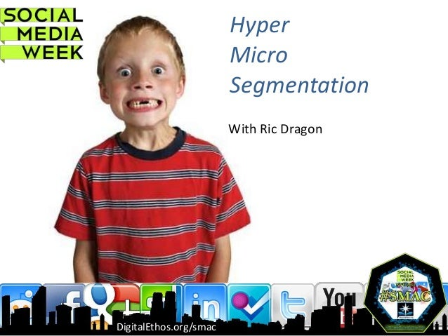 Hyper                        Micro                        Segmentation                        With Ric DragonDigitalEthos....