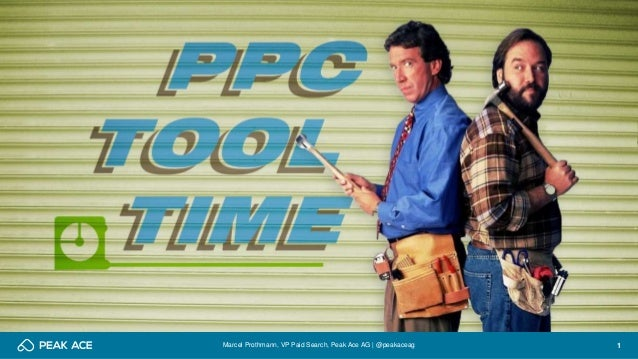 1Marcel Prothmann, VP Paid Search, Peak Ace AG | @peakaceag