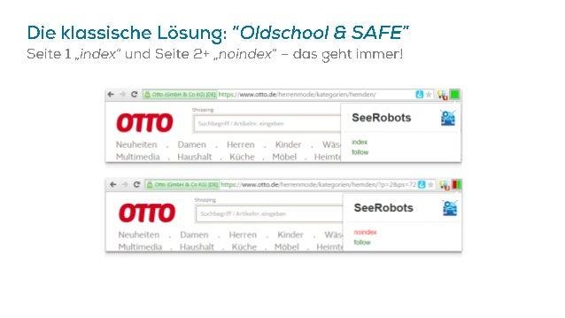Crawl Budget Optimization - SMX München 2016