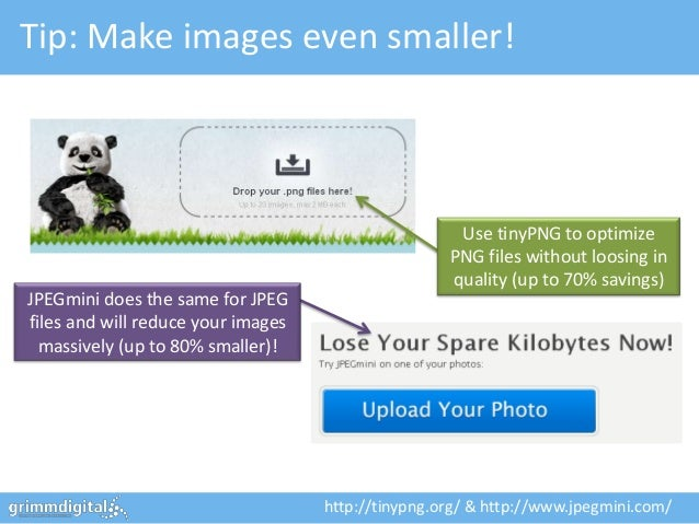 Tip: Make images even smaller!                                                     Use tinyPNG to optimize                ...