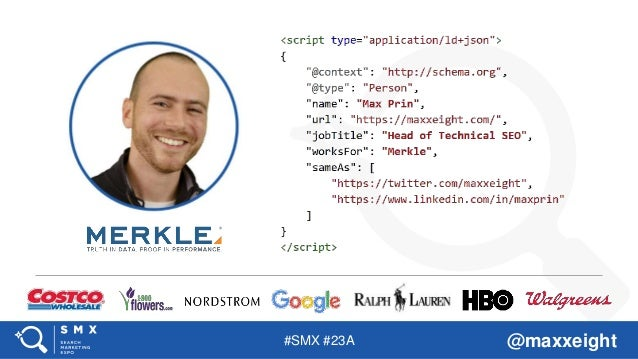 Max Prin - SMX West 2018 - JavaScript & PWAs - What SEOs Need To Know Slide 2