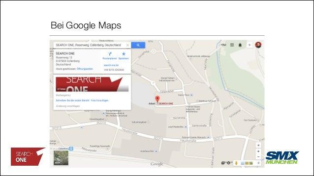 Bei Google Maps