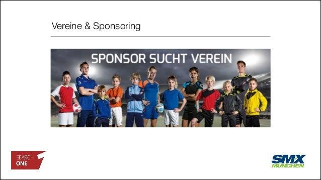 Vereine & Sponsoring