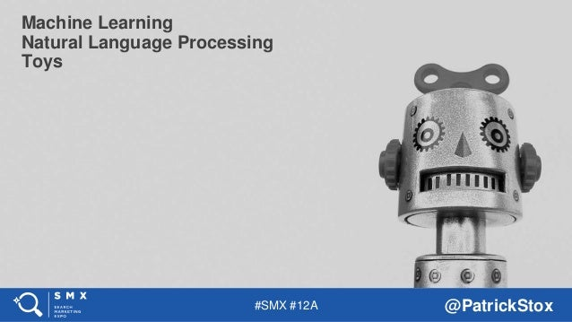 NLP Sitemap SMX 2016 Patrick Stox Latest In Advanced Technical SEO Slide 3