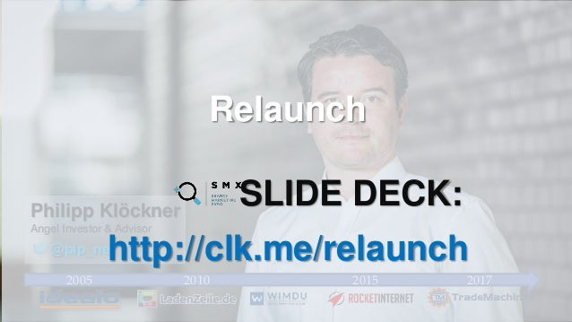 Relaunch & SEO: Best Practice, Checklists, Stolpersteine Slide 2