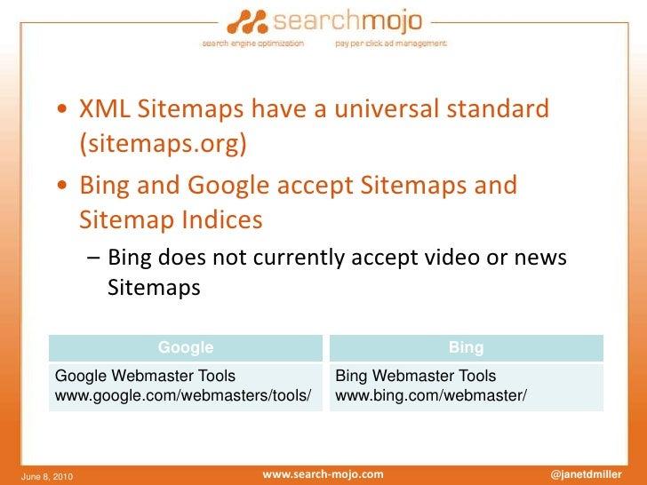XML Sitemaps Have A Universal