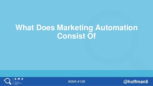 Harnessing Analytics for SEM Automation - SMX Advanced  2016 - Amy Bishop Slide 2
