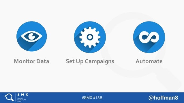 Harnessing Analytics for SEM Automation - SMX Advanced  2016 - Amy Bishop Slide 3