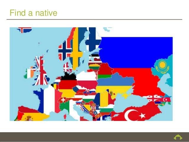 Find a native