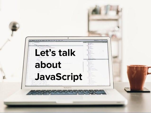 @dsottimanowww.smxl.it #SMXL19 Let's talk about JavaScript