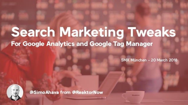 Search Marketing Tweaks