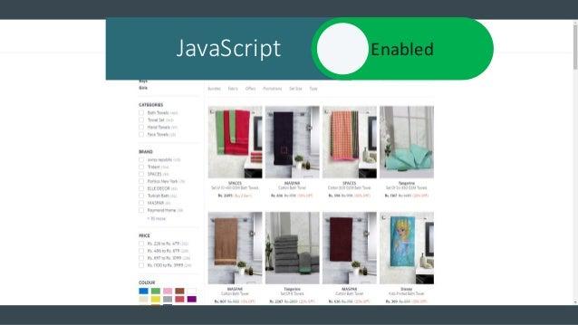 SMX Munich 2018 - Current State of JavaScript SEO