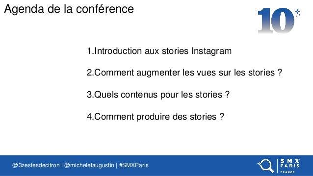 Les Stories Instagram : Comment exploiter leur puissance ? Slide 3