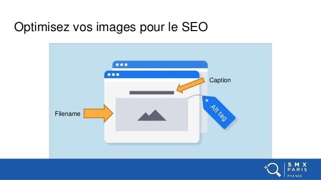 Optimisez vos images pour le SEO Filename Caption