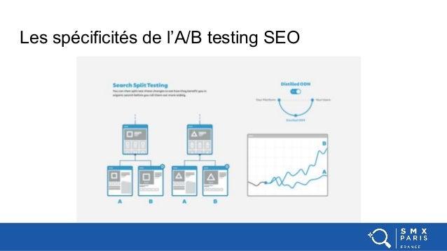 Les spécificités de l'A/B testing SEO