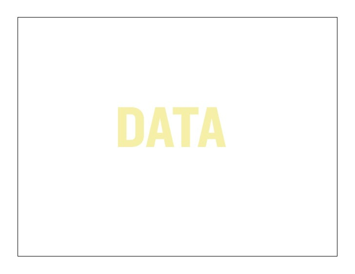 MAKING THEDATAWORK FOR YOU