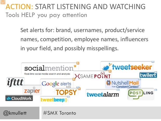 The 1st Tool is Attention: Hardcore SEO & Social Power Tools – SMX Toronto Slide 3
