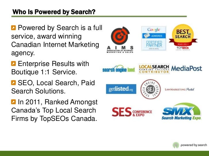 How to Rank in Google Blended Search Results - SMX Toronto 2011 by Dev Basu Slide 2