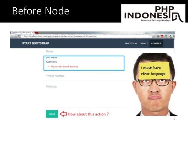 Before Node