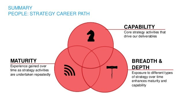 the 21st century strategist  developing a strategy career