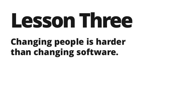 © 2015 ThoughtWorks, Ltd. All rights reserved. HEAD OF  CUSTOMER SUCCESS FOUNDER TECHNOLOGY DISRUPTOR PRACTICALLY CURIO...