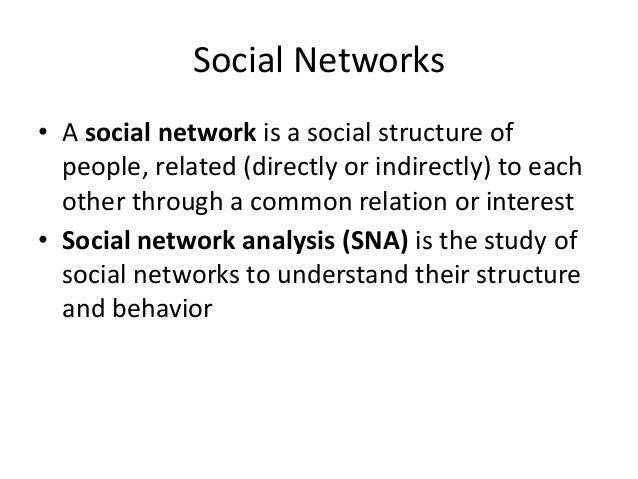 Social Network Analysis Using Gephi  Slide 2