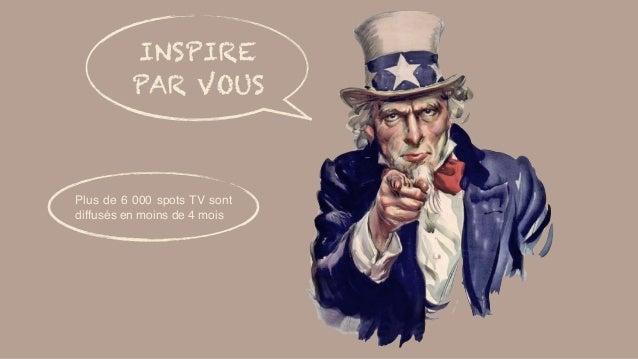 PLAT NETLIX INSPIRE PAR VOUS La première campagne d'affichage basée sur des GIF contextualisés Des GIFS réactives toutes le...