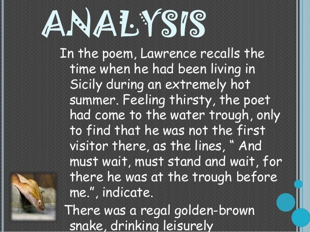an analysis of dh lawrence tickets please Read the last laugh by d h lawrence with rakuten kobo 'the last laugh' is  another of lawrence's supernatural stories, set in a dreamlike  tickets please.