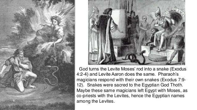 Snakes In The Bible