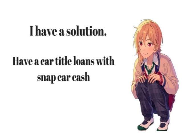 car title loans canada Slide 2