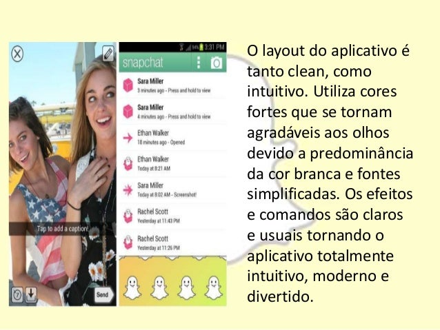 O layout do aplicativo é tanto clean, como intuitivo. Utiliza cores fortes que se tornam agradáveis aos olhos devido a pre...