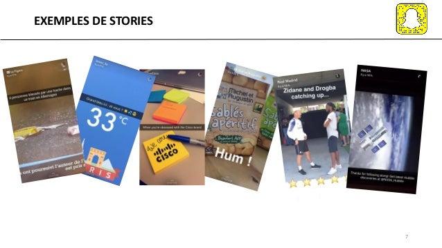 EXEMPLES DE STORIES 7