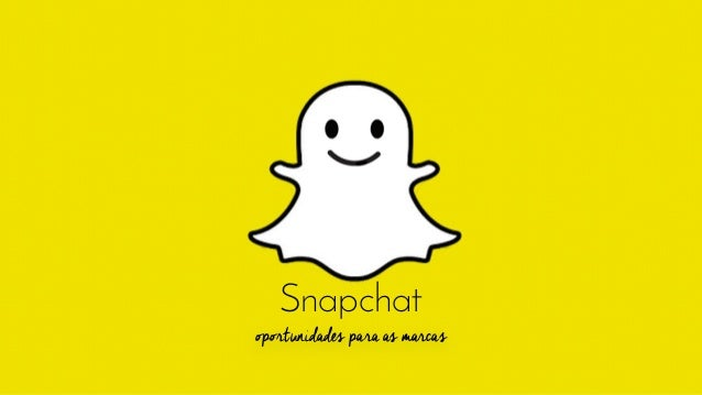 Snapchat oportunidades para as marcas