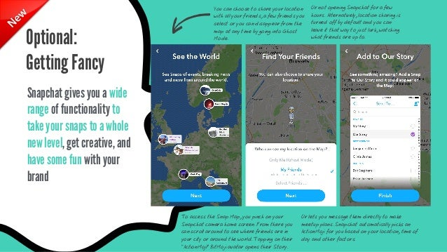 Outside of the location-sharing element, Snap Map also gives users an alternative way to discover Story content beyond the...