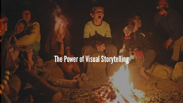 The Power of Visual Storytelling Brand specific content
