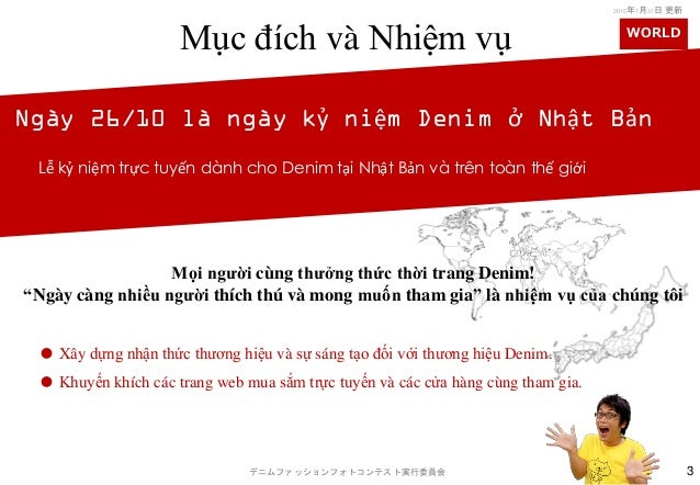 Snap denim dfpc_2015(fn)_Vietnamese Slide 3