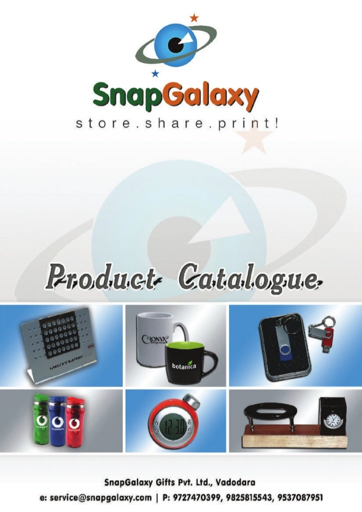 Promotional Products in India by Snapgalaxy