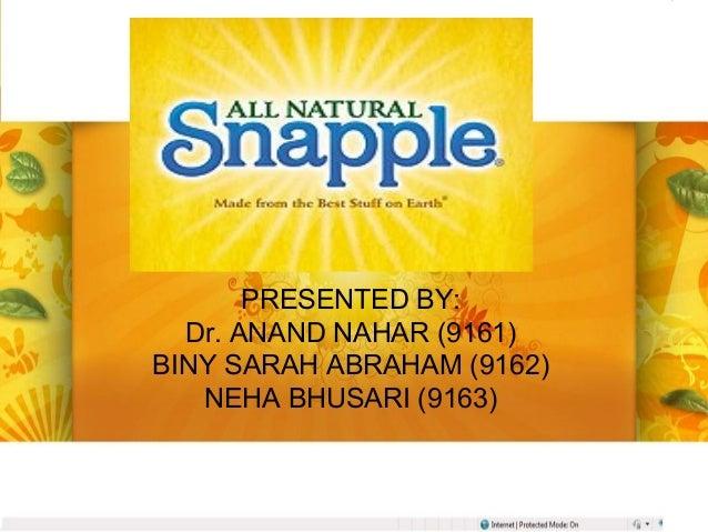 PRESENTED BY: Dr. ANAND NAHAR (9161) BINY SARAH ABRAHAM (9162) NEHA BHUSARI (9163)