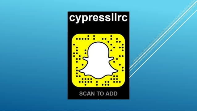Cypress College Library and Learning Resource Center's Snapchat