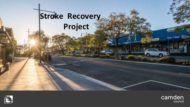 Stroke Recovery Project
