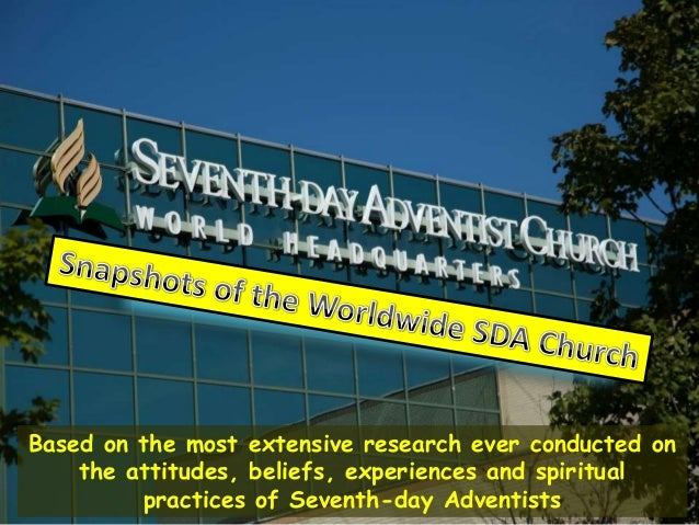 Based on the most extensive research ever conducted on the attitudes, beliefs, experiences and spiritual practices of Seve...