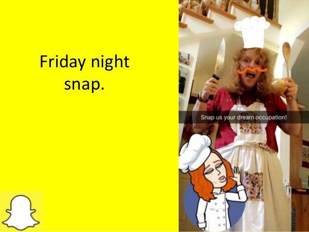 Friday night snap.