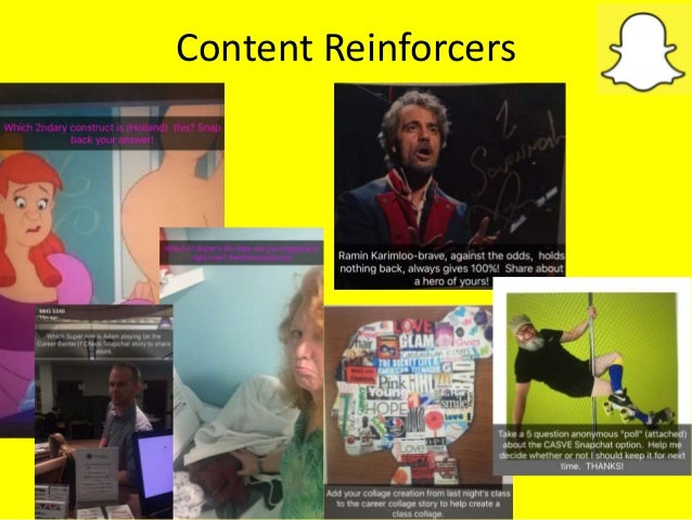 Content Reinforcers