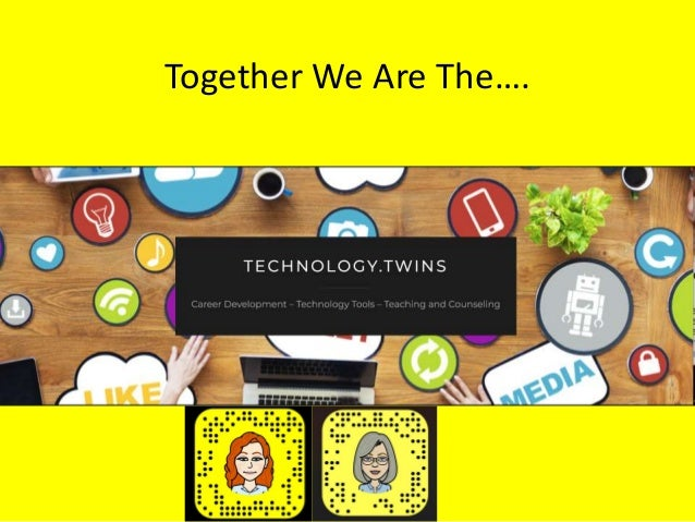 Together We Are The….
