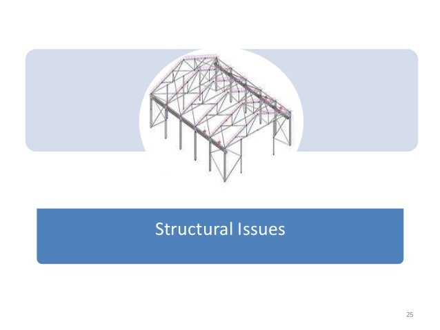 Structural Issues 25