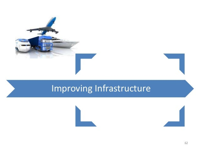 Improving Infrastructure 62