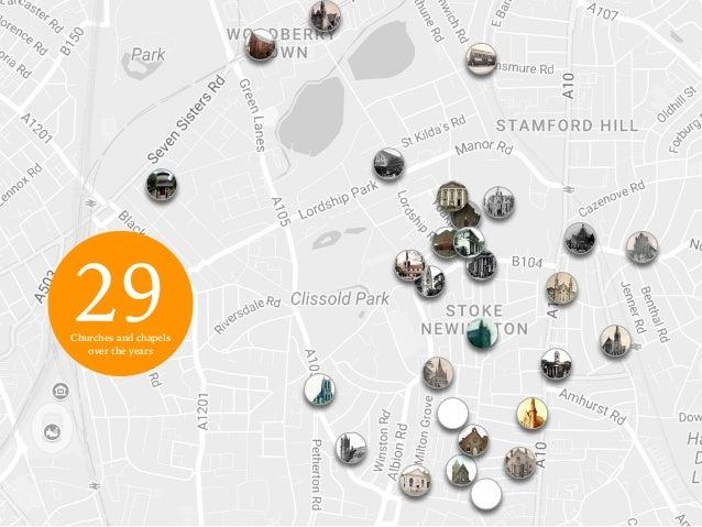 The history of Stoke Newington churches  Slide 2
