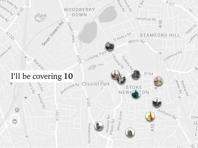 The history of Stoke Newington churches  Slide 3