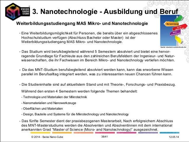 Snc modul ausbildung und beruf for Ingenieur studium nc
