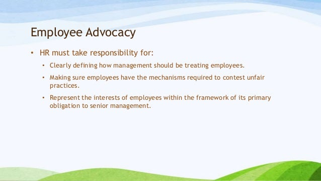 What Responsibilities Does a Business Have Toward Its Employees?